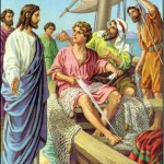 """""""Follow me and I will make you into fishers of men."""""""
