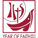 ENGLISH VERSION OF YEAR OF FAITH LOGO